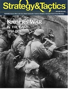 Strategy and Tactics Issue 301 - Wargame Magazine