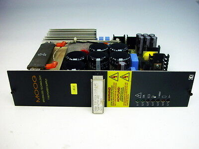 Moog T160 Power Supply T160-902D-00-1A