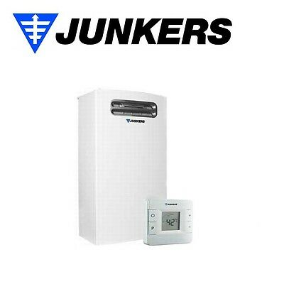 Boiler Junkers Hydrocompact Outdoor Wtd 15 Am And 0,5 Methane