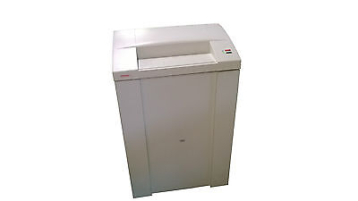 Intimus 602 HS (0.8x12 mm) Cross Cut German Industrial Commercial Paper Shredder