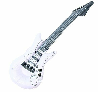 Funny Blow-Up Electric Guitar Music Concert Halloween Prop Accessory