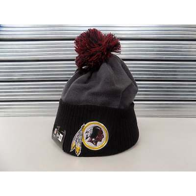 New Era NFL Washington Redskins Liquid Logo Knit