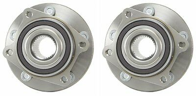 Hub Bearing Assembly for 2007 Chrysler Sebring fits 4 WHEEL ABS Only-Front Pair