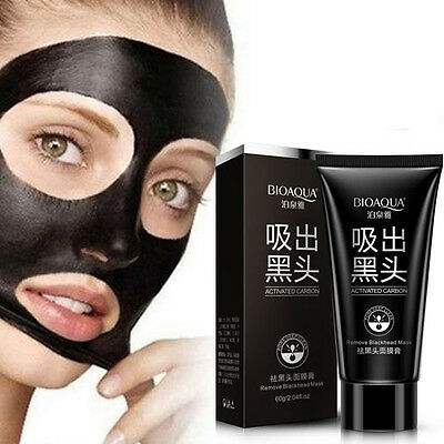 Purifying Blackhead Remover Peel-Off Facial Cleaning Black Face Mask 60ml