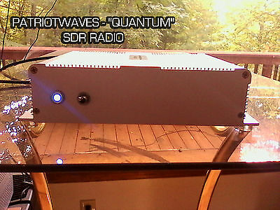 """QUANTUM"" DUAL SDR TCXO TRUNKING RADIO with RF AMPLIFIER +  Antenna"