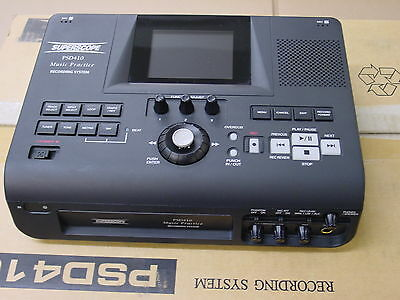 Mint Superscope PSD410 Digital SD/USB Recording and Music Practice System