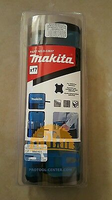 Makita D-53637 Set Of 17 Pz Carbide Tipped Bit Sds Plus And Chisels With Case