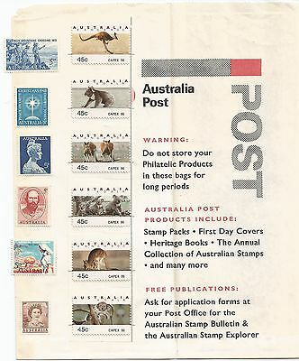 Australian Mnh Collection
