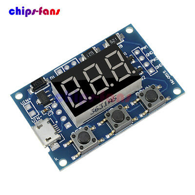 2-way Independent PWM Generator Serial Communication Stepper Motor Driver NEW