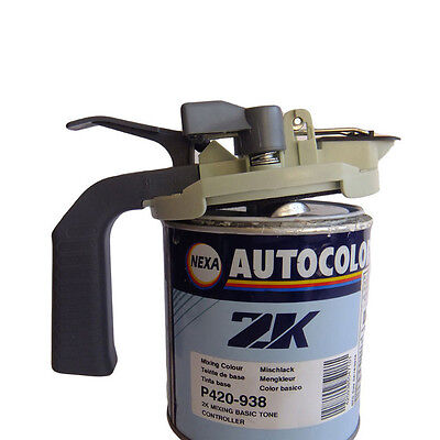 Mixing Mate Paint Lid Makes Mixing And Pouring Paints And Finishes As Easy