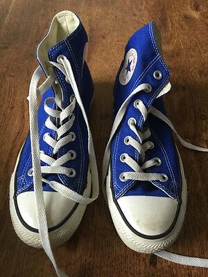 Converse Trainers Size 6.5