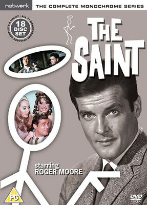The Saint: The Monochrome Episodes (Box Set) [DVD]