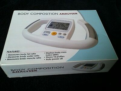 * Body Composition Analyser And Illustrated User Guide