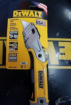 Dewalt Dwht10046 Retractable Knife Dewalt New