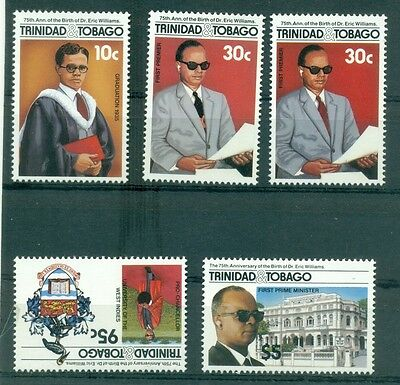 ERIC WILLIAM - TRINIDAD & TOBAGO 1986 75th Anniversary