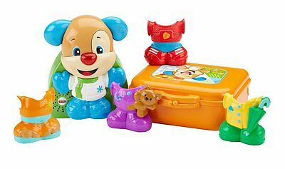 Fisher-Price Laugh & Learn Dress & Go Puppy (DHC32)