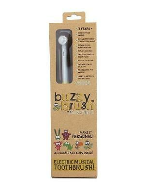 Jack N Jill Buzzy Brush Electric Musical Toothbrush 3 Years +