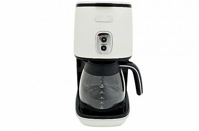 DeLonghi ICMI 211 W Distinta Pure White 0132301102