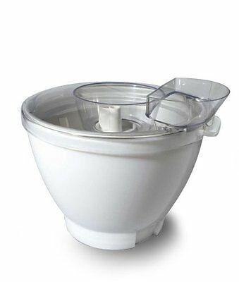 Kenwood 1 Litre Ice Cream Attachment AT956A - for Kenwood Chef