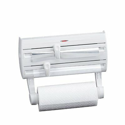 Leifheit Comfortline Parat F2 Kitchen Foil and Cling Film Wall Mounted Roll Hold