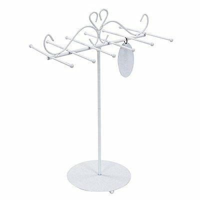 Songmics Jewellery Holder Jewellery Stand metal Earring Necklace Bracelet Holder