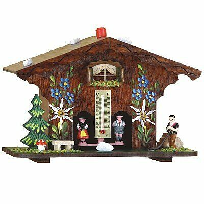 German Black Forest weather house TU 821