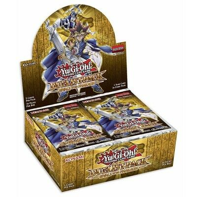 Yugioh Rivals of the Pharaoh Duelist Pack Booster Box 24 Sealed Booster Packs