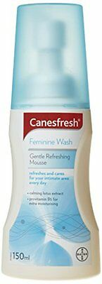Canesten 150 ml Canesfresh Wash Mousse