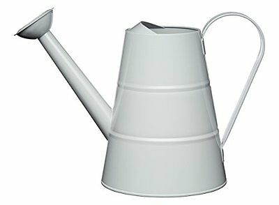 KitchenCraft Living Nostalgia Small Metal Watering Can, 2.3 Litres (4 Pints) - F