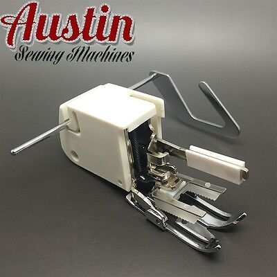 Walking Foot For Sewing Machine Quilting Even Feed Low Shank Duel Feed Duel Uk