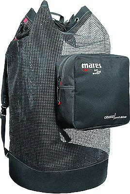 Mares Cruise Mesh Scuba Diving Deluxe Backpack