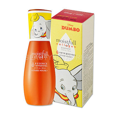 [ETUDE HOUSE] Moistfull Collagen Essence 80ml / Dumbo Series / Korea Cosmetic
