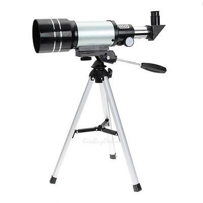 High-Powered HD Monocular Telescope Space Astronomical Spyglass With Tripod
