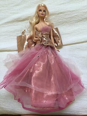 Barbie Collector '09 Happy Holidays / 50th Anniversary Doll Model Muse OOAK