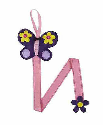 Lily and Momo Hand Made Barrette Hair Clip Keeper / Organizer