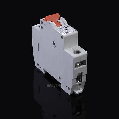 Photovoltaic DC Circuit Breaker 125V 1-63A for Solar PV Equipment  hv2n