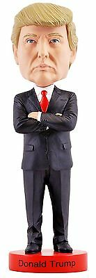 Donald Trump Bobblehead Royal Bobbles Heavyweight Polyresin Styrofoam Protection