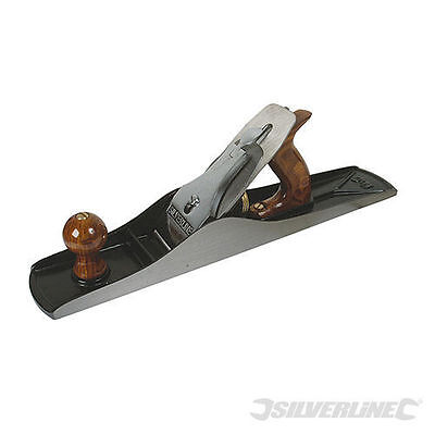 Silverline No. 6 Fore Plane 465991 DIY WOODWORK WORKSHOP CARPENTRY HAND TOOL