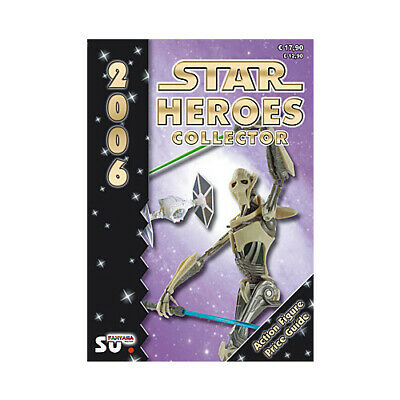Star Heroes Collector 2006 - Katalog für Star Wars und Star Trek Figuren Henne..