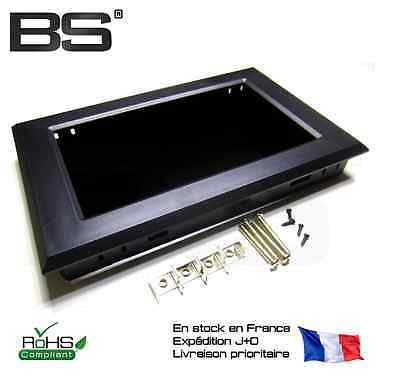 "Boitier Ecran LCD 7"" TFT HMI interface tactile Bezel 7"" case 7 inch Pi Nextion"