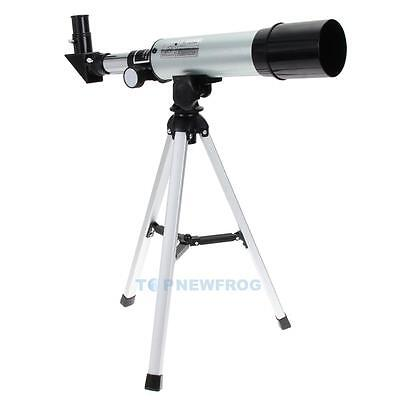 360x50mm Astronomical Refractive Monocular Spotting Scope Telescope with T TN2F