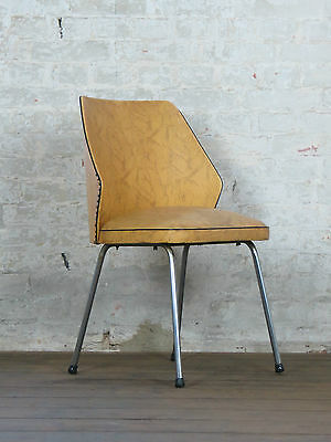 Mid Century Magnificent Kitchen Bar Chair Sessel Fauteuil Vintage 50s 60s 70s
