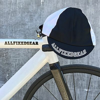 ALLFIXEDGEAR - Cycling Cap, Toronto x BOW Edition, Fixedgear hat, Trackbike