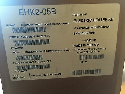 New Air Handler Electric Heat Kit Ehk2-05B Carrier Payne W/ Breaker Ffm 5Kw 240V