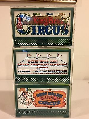 Town & Country Hobbies CIRCUS Lighted Billboard NIB