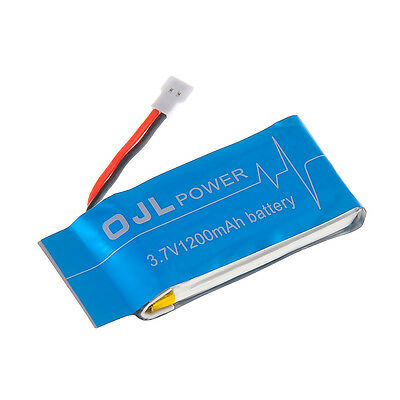 1X Li-po Battery 3.7V 1200mAh   for Syma X5SW X5SC RC Quadcopter Drone new