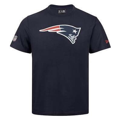 New Era NFL New England Patriots Team Logo T-Shirt