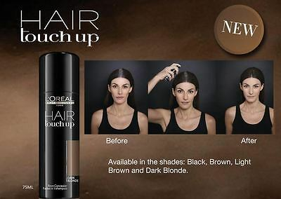 L'OREAL HAIR TOUCH UP Spray ritocco 75ML