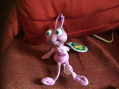 "Disney Pixar A Bugs Life 6"" Princess Dot Soft Toy With Hard Head New Tags"