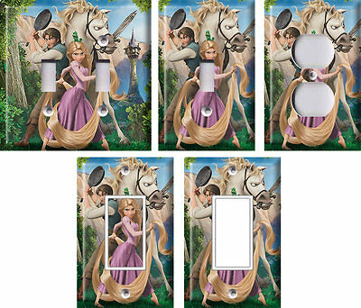 Disney Tangled 2 - Light Switch Covers Home Decor Outlet